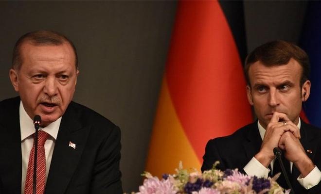 Erdoğan'ın açıklaması Fransa'yı gerdi