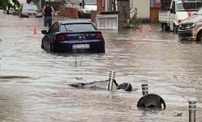 Meteoroloji uyardı: Sele dikkat! 11 kentte şiddetli sağanak bekleniyor .