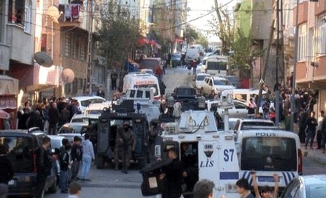 İstanbul'da polise ateş açıldı! Özel harekat devreye girdi
