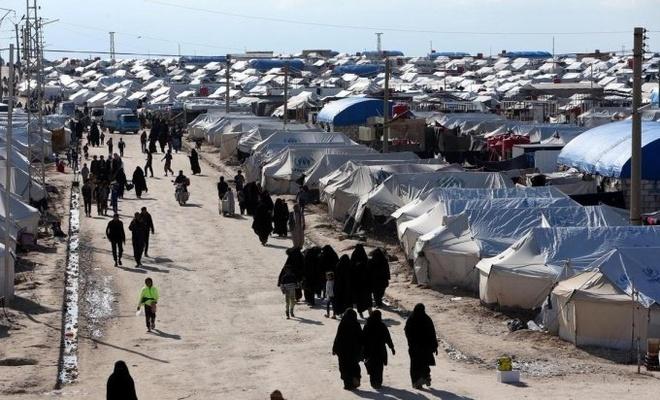Irak, HOL KAMPI'ndaki vatandaşlarını almayı kabul etti, ancak kamptakilerin korkusu var