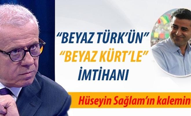"""""""BEYAZ TÜRK`ÜN""""  BEYAZ KÜRT`LE"""" İMTİHANI"""