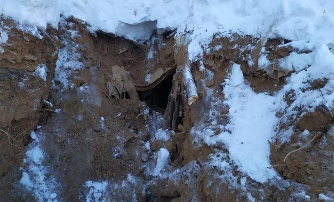 Bitlis'te tespit edilen sığınaklar imha edildi
