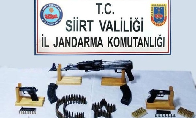 Silah kaçakçısı 2 kişi gözaltına alındı