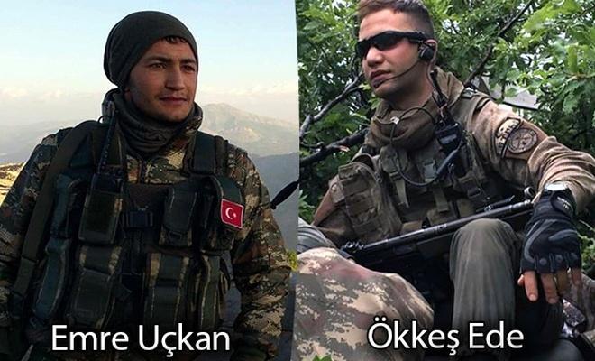 Tunceli'de çatışma: 2 asker hayatını kaybetti