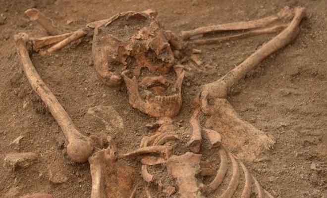 Soykırım yaşanmıştı! 5 bin kişilik toplu mezar bulundu