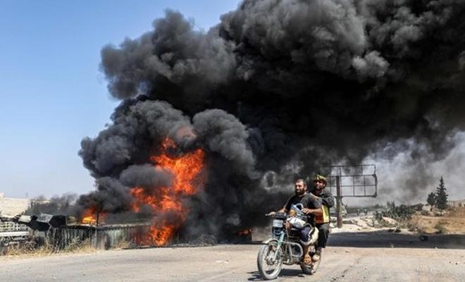 BAAS Rejimi ve Rusyayine saldırdı: en az 9 ölü, 20'den fazla yaralı