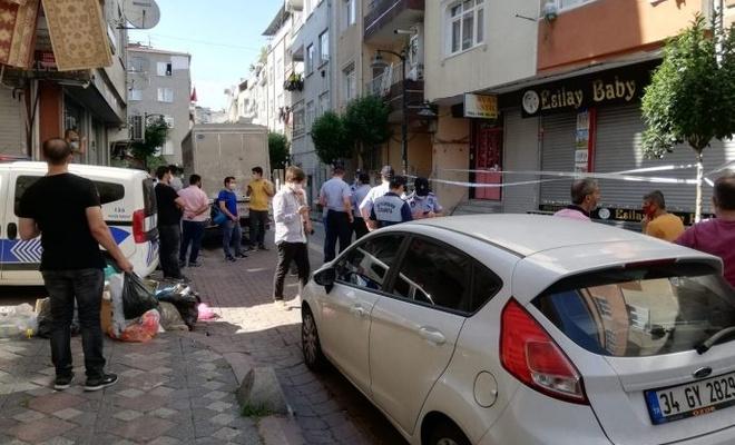 Zeytinburnu'nda bir bina tedbir amacıyla boşaltıldı!