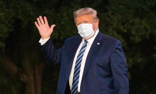 Trump'tan  giderayak 'gizli servis' hamlesi