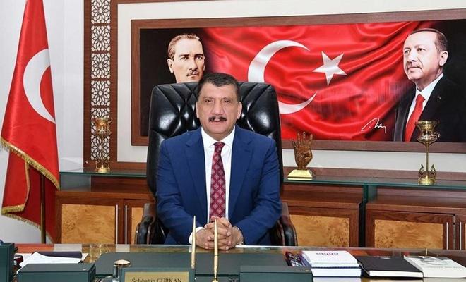 Malatya Büyükşehir Belediye Başkanı Gürkan'dan Berat Kandili mesajı