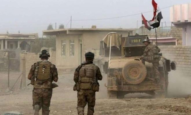 Şengal'de mayın taşıyan askeri araç patladı: 9  ölü