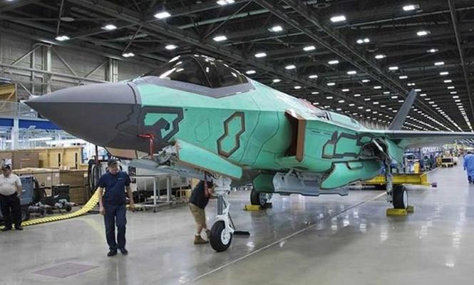 ABD`den Ortadoğu`ya ilk F 35 sevkiyatı