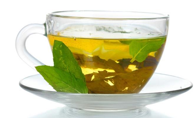 Yeşil çay deyip geçmeyin