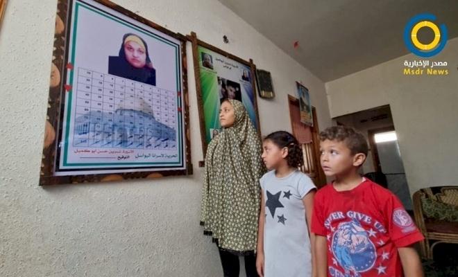 Filistinli esir annenin 7 çocuğu, 6 yıldır göremedikleri annelerine kavuşmak için gün sayıyor