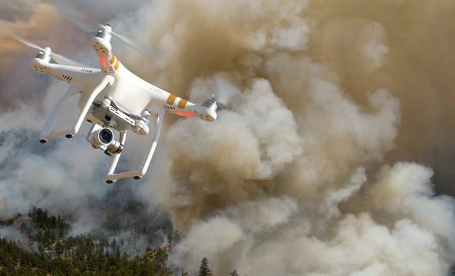 Yangınlarla mücadelede konsept değişiyor