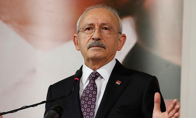 Kılıçdaroğlu'ndan Suriye çıkışı!