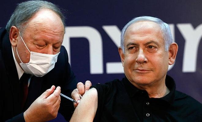 Siyonist rejimde koronavirüs aşısı yaptıran 13 kişide şok yan etki!