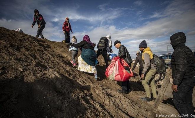 Belçika'dan Türkiye'ye göç desteğinde 'Afgan mülteci' önerisi!