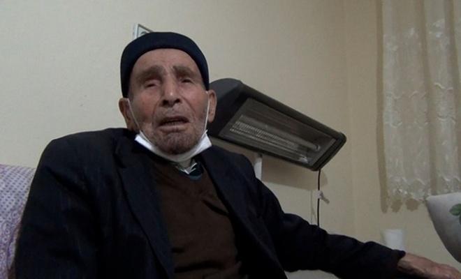 106 yaşında koronavirüsten şifa buldu