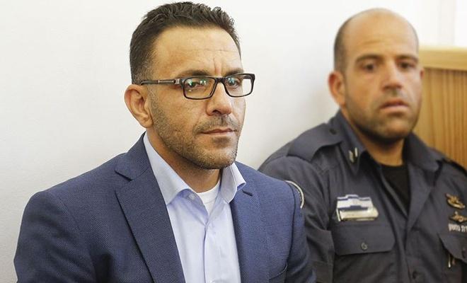 İşgal çetesi polisi Kudüs Valisi'ni gözaltına aldı