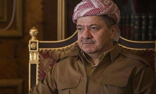 Mesud Barzani'den Selahaddin'deki kaçırma olayı ile ilgili açıklama