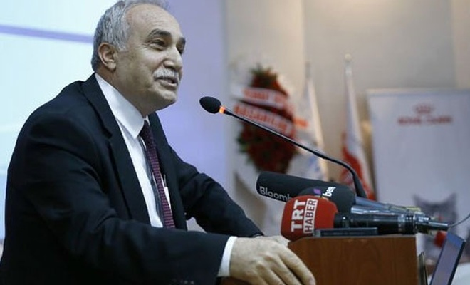 Bakan Fakıbaba`dan 'et ithalatı` açıklaması