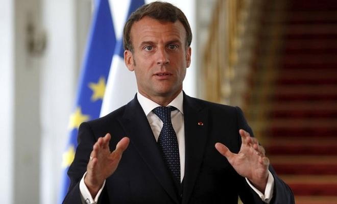 Macron'a şok! Genel başkan yardımcısı istifa etti