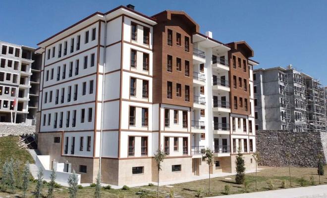 Eski Malatya'daki deprem konutları 10 gün içinde teslim edilecek