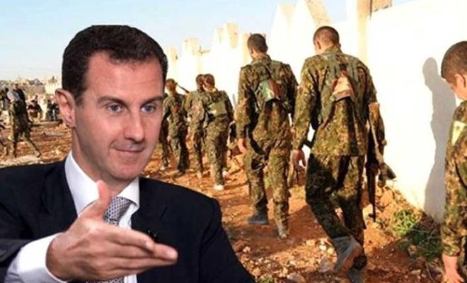 YPG/SDG'den, Esed'in çağrısına cevap!