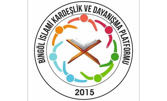 Bingöl İslami Kardeşlik ve Dayanışma Platformu'ndan Ali Erbaş'a destek