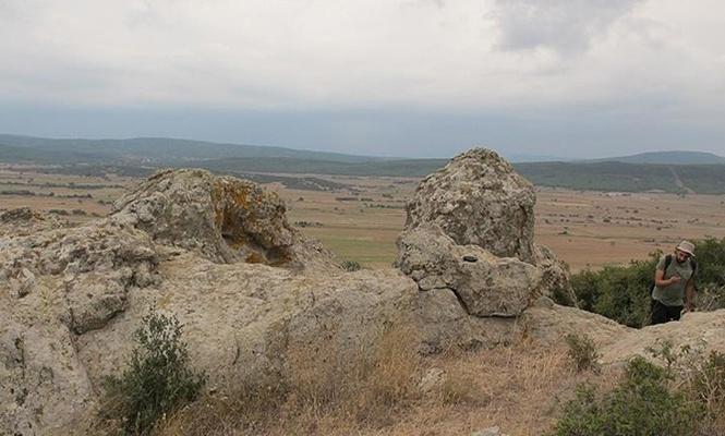 2 bin 700 yıllık antik kent bulundu