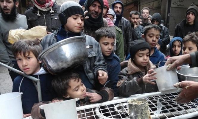 Rusya: Yermük kampı rejim kontrolüne girdi