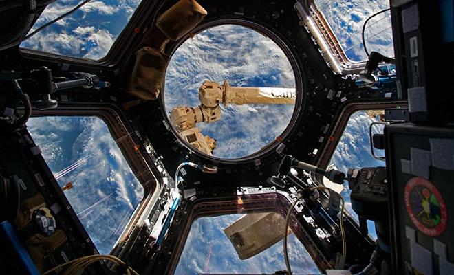 Uzay görevleri için antibakteriyel kaplama
