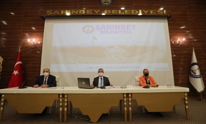Şahinbey Belediyesi'nden yangınzedeler için 10 milyon TL'lik destek