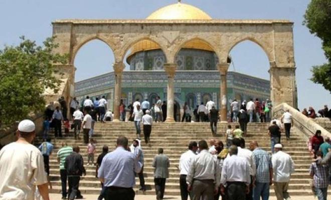 Filistinli alimlerden Ramazan ayı münasebetiyle Mescid-i Aksa çağrısı