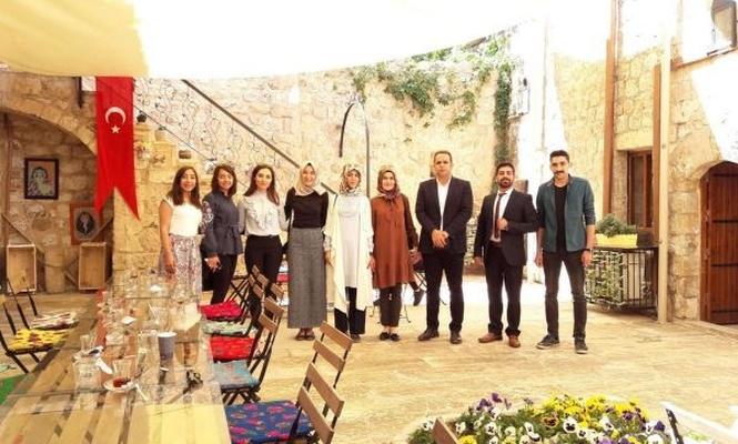 Mardin`de Misafirimiz Öğretmenimiz projesi