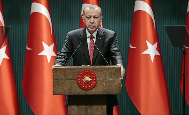 Cumhurbaşkanı Erdoğan Kabine sonrası konuştu
