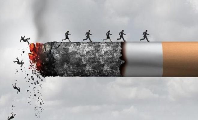 10 milyon kişi sigarayı bıraktı