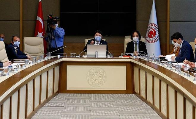 İkinci Yargı Paketi'nin 39 maddesi kabul edildi