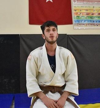 Görme engelli judocunun hedefi Paralimpik Oyunları