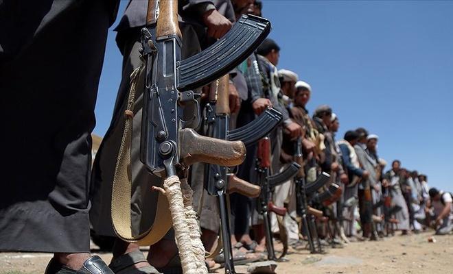 Yemen'in Marib kentindeki çatışma