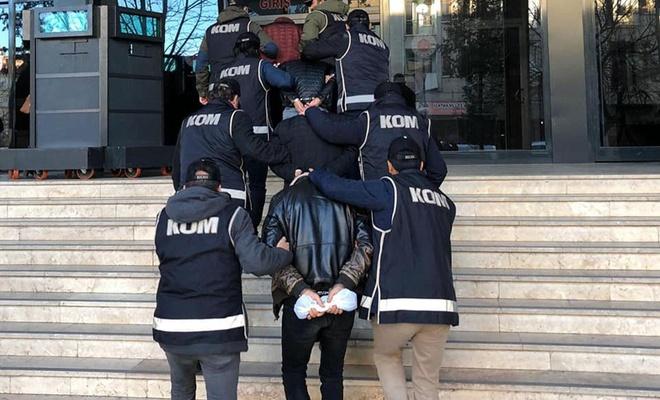 Malatya'da tefeci operasyonunda 4 kişi gözaltına alındı