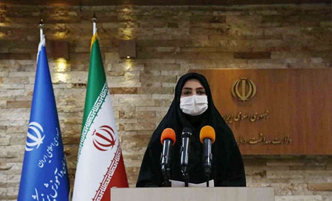 Iran's death toll from Covid-19 rises by 65, the health ministry says
