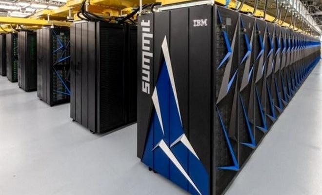Dünyanın en hızlı bilgisayarı sıralaması değişti