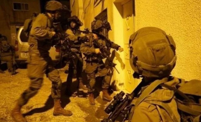 ZOF kidnaps several Palestinians in W. Bank