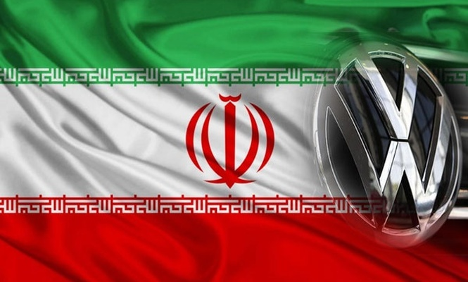 Volkswagen`den İran kararı