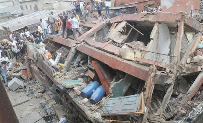 Nijerya'da ilkokul binası çöktü: En az 8 öğrenci hayatını kaybetti