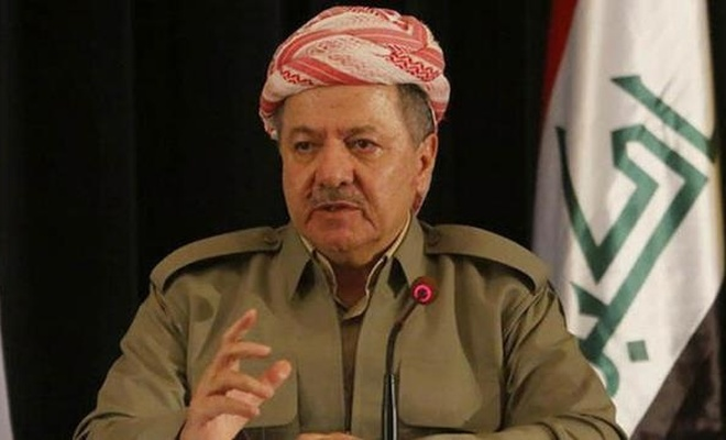 Mesud Barzani'den intikam yemini: Hak ettikleri cezayı alacaklar