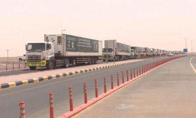 Suudi Arabistan Türkiyelilerin TIR'larını Gümrük Kapılarında Bekletiyor