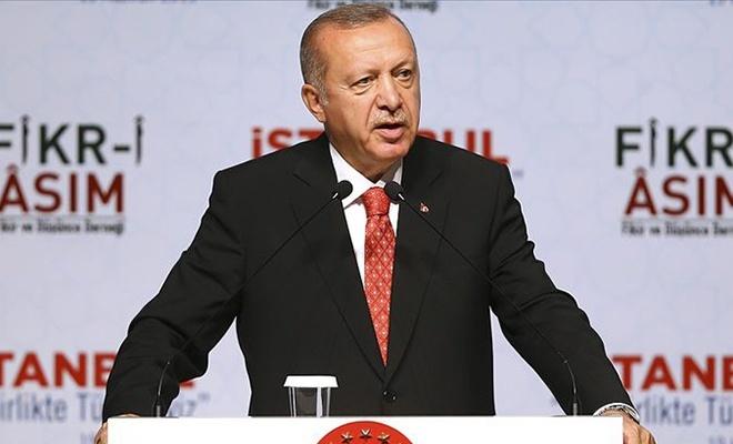 Erdoğan'dan seçim mesajı!