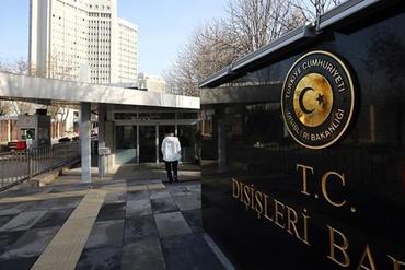 Türkiye`den Mısır`ın Afrin açıklamasına cevap